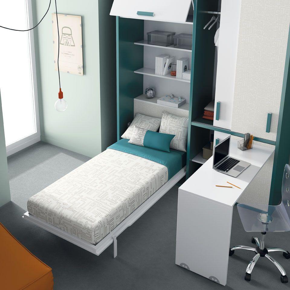 Hazme Un Hueco Que Voy A Dormir Habitaciones Juveniles  # Muebles Todo Joven