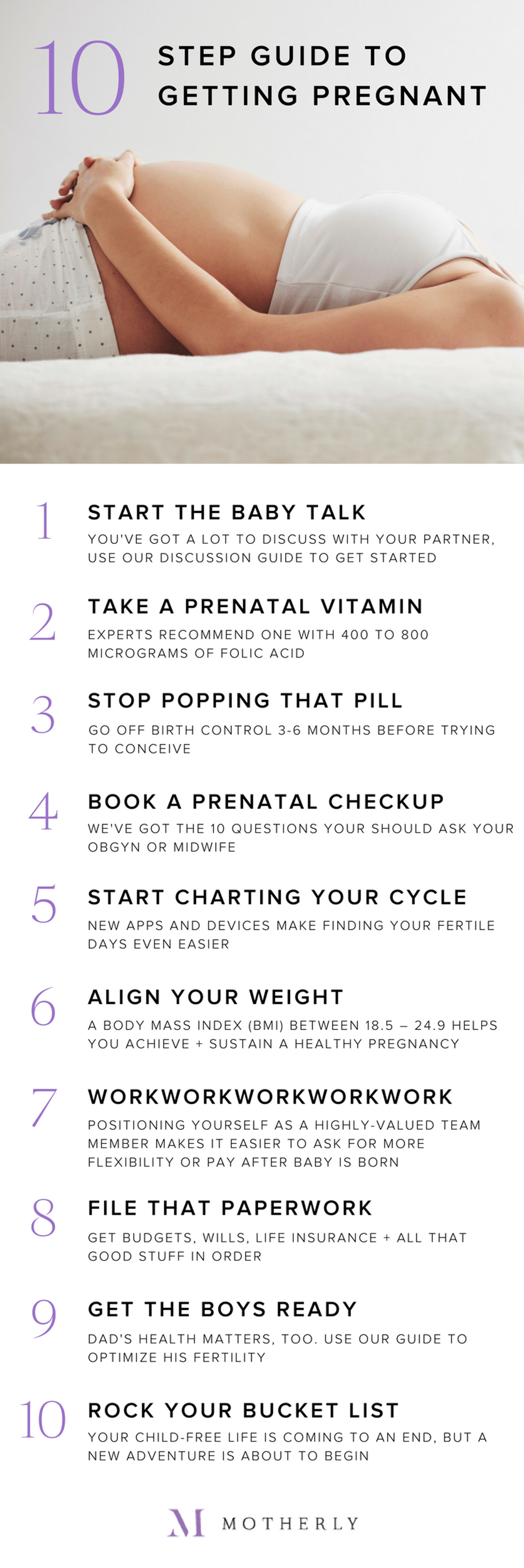 How To Get Pregnant Quickly After Coming Off The Pill