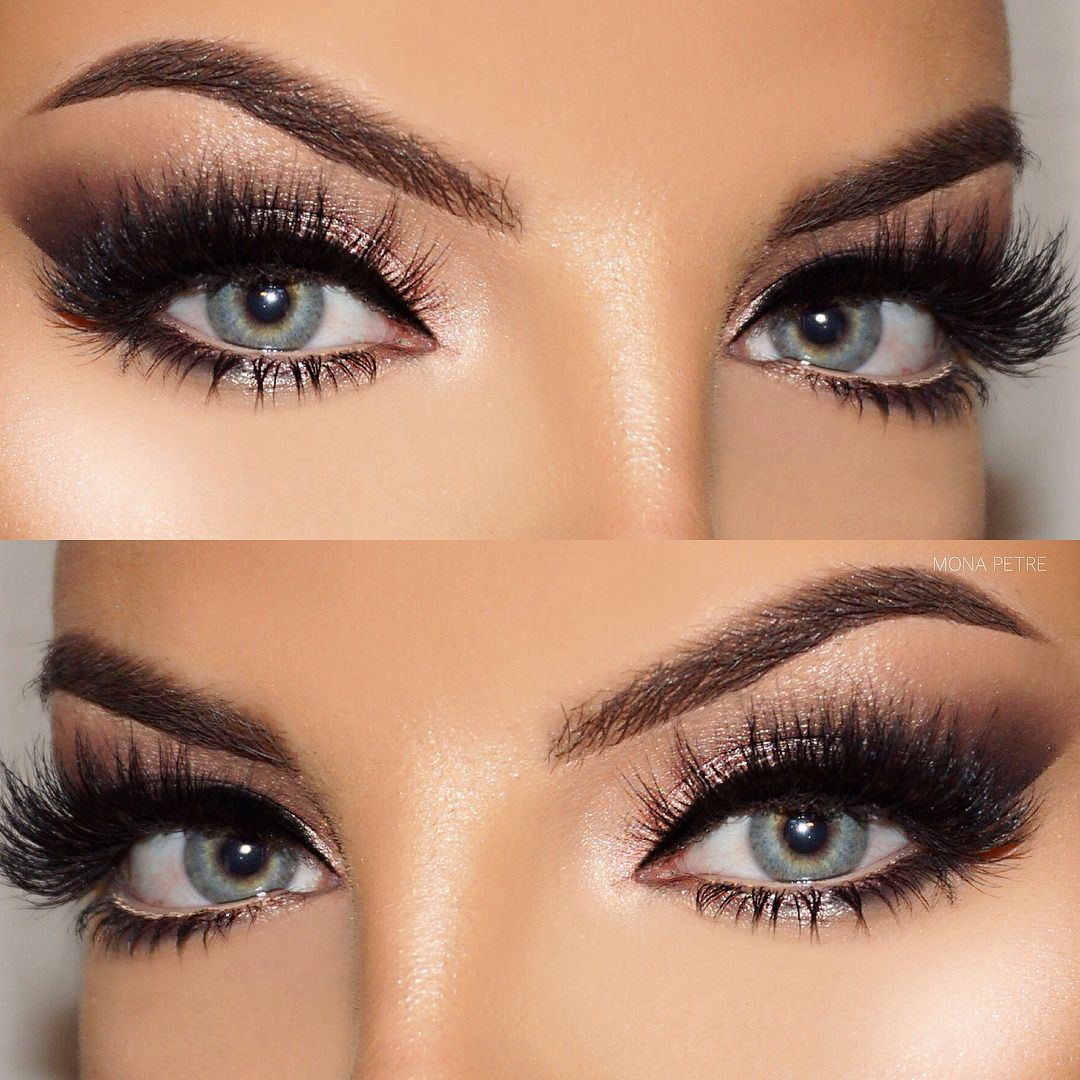 IG monapetre makeup Best eyebrow products