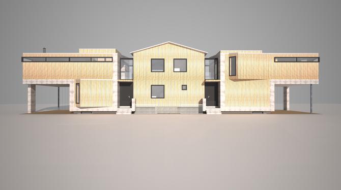 Trolldalsveien 8a - Arkitektkontoret A-tract AS