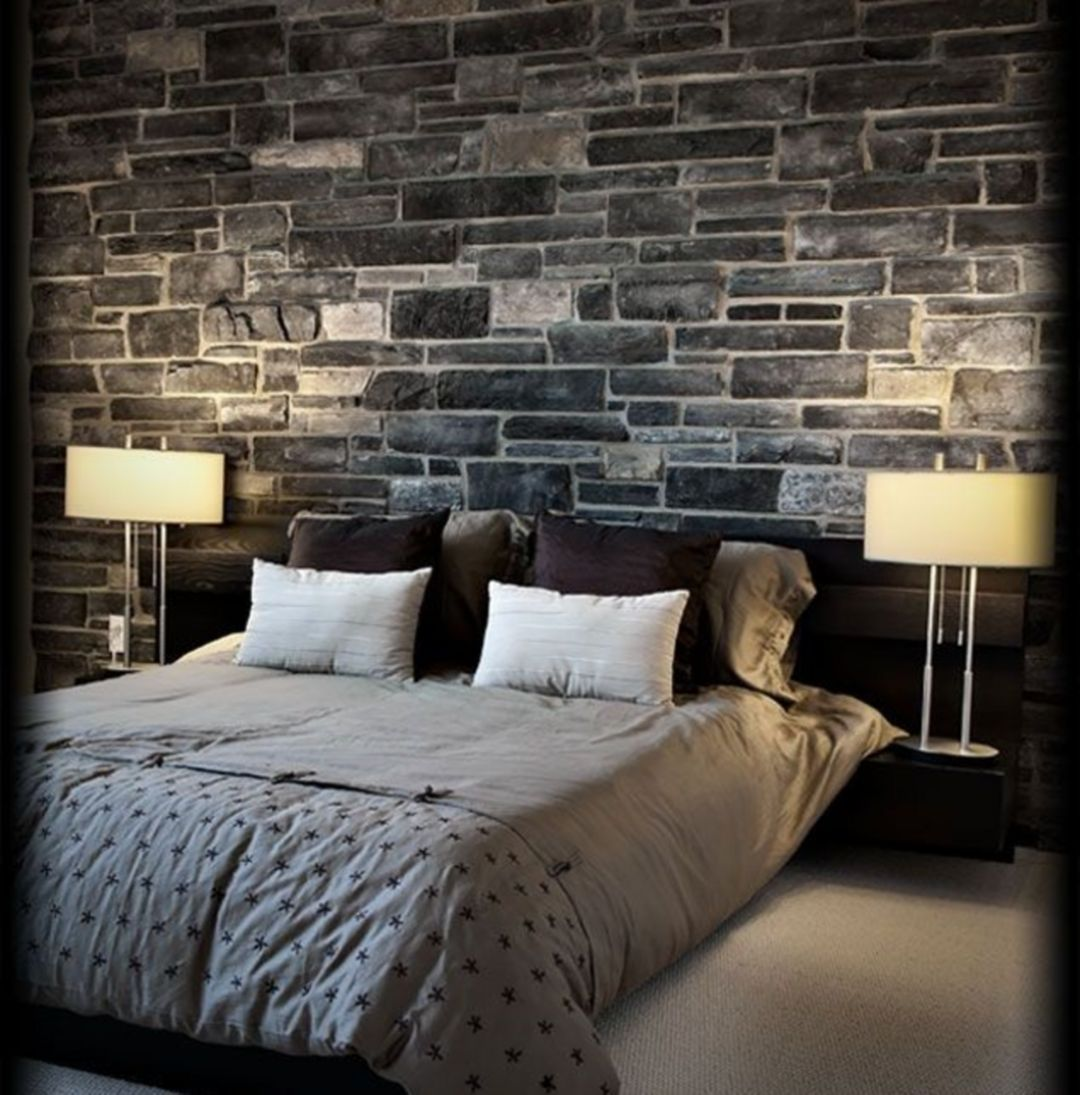 Cool 20 Charming Stone Wall Decor Ideas For Your Dream Home Https
