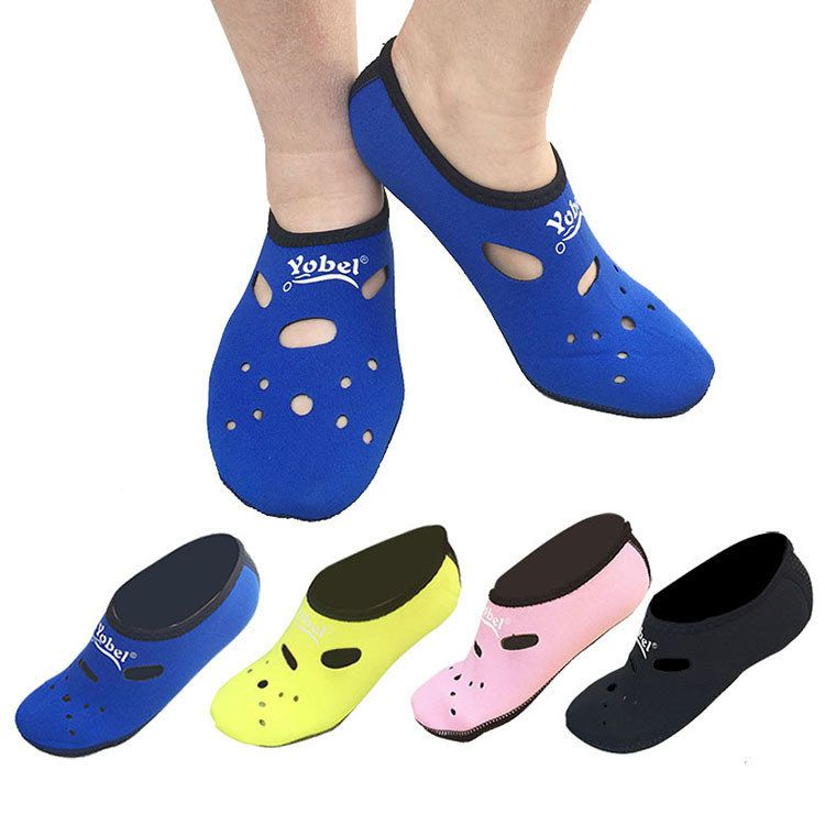 Creazy Men Women Yoga Surf Beach Snorkeling Socks Swimming Diving Socks Swim Shoes