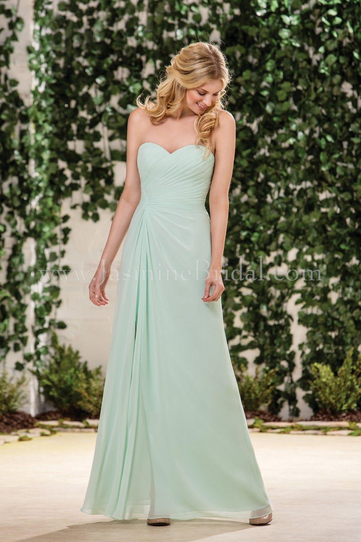 Jasmine bridal bridesmaid dress b2 style b183053 in seamist fall jasmine bridal bridesmaid dress b2 style b183053 in seamist ombrellifo Images