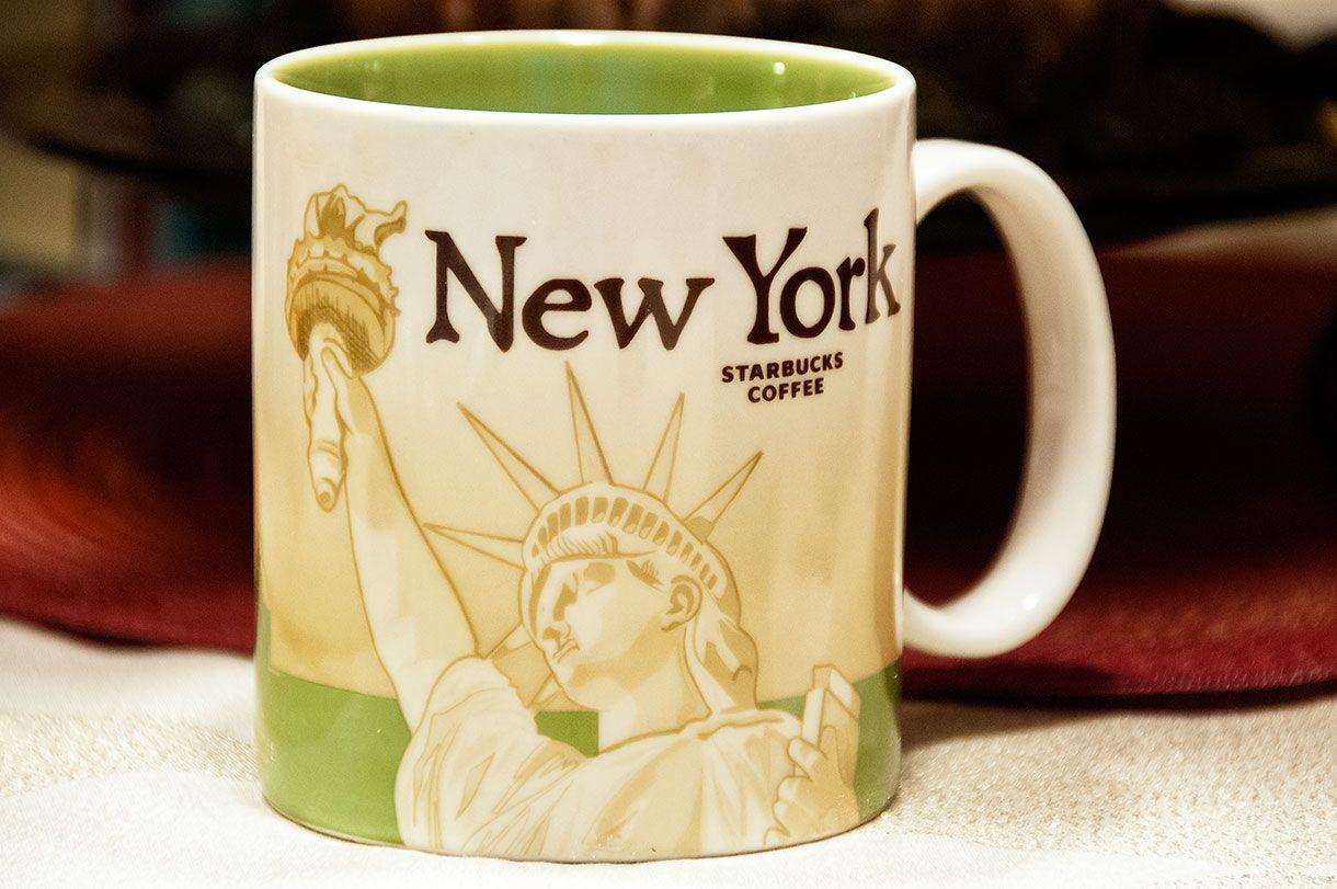 new york starbucks mug my starbucks mugs pinterest starbucks york and new york. Black Bedroom Furniture Sets. Home Design Ideas