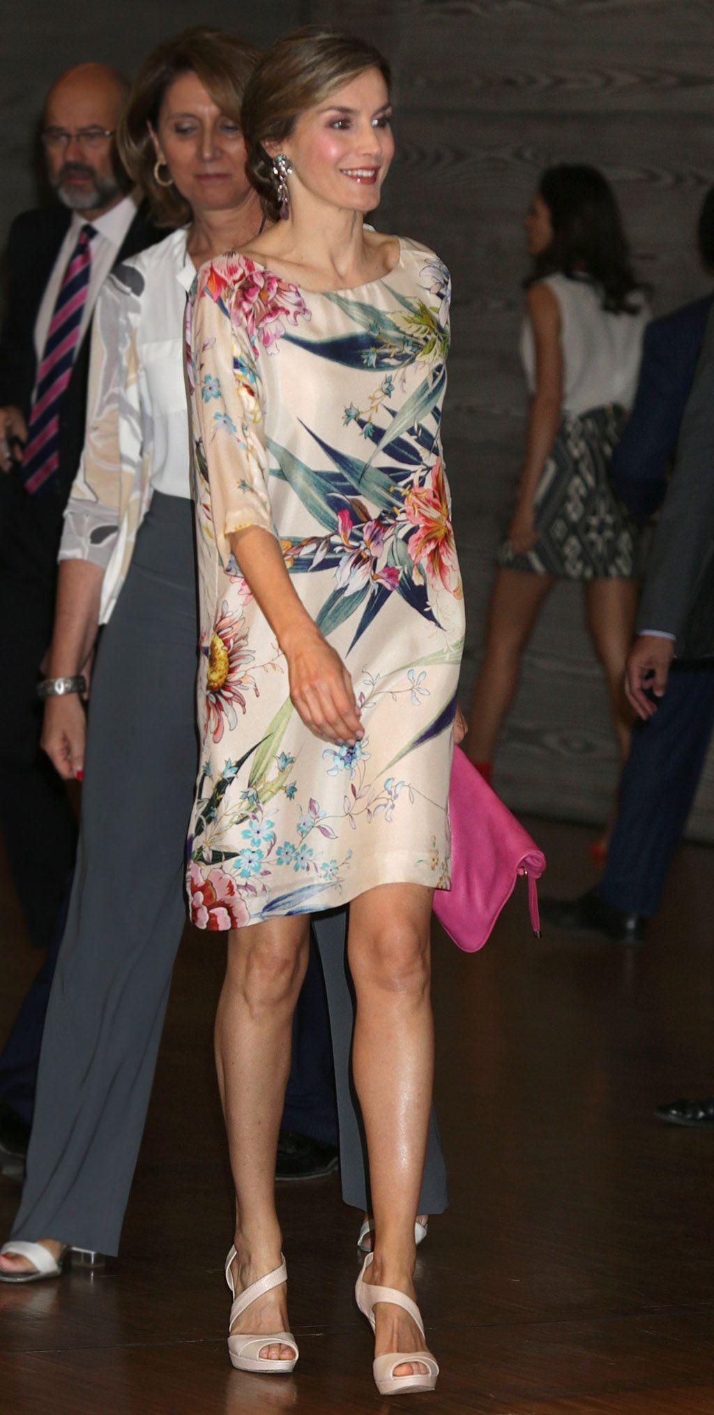 La reina Letizia: Premios Nacionales de la Moda