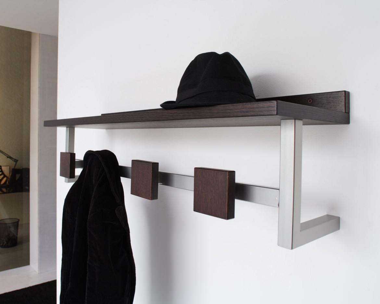 Wall Mounted Coat Rack Ikea Modern Home Interiors Wall Mounted Modern Coat Rack Coat Hooks On Wall Coat Rack Shelf
