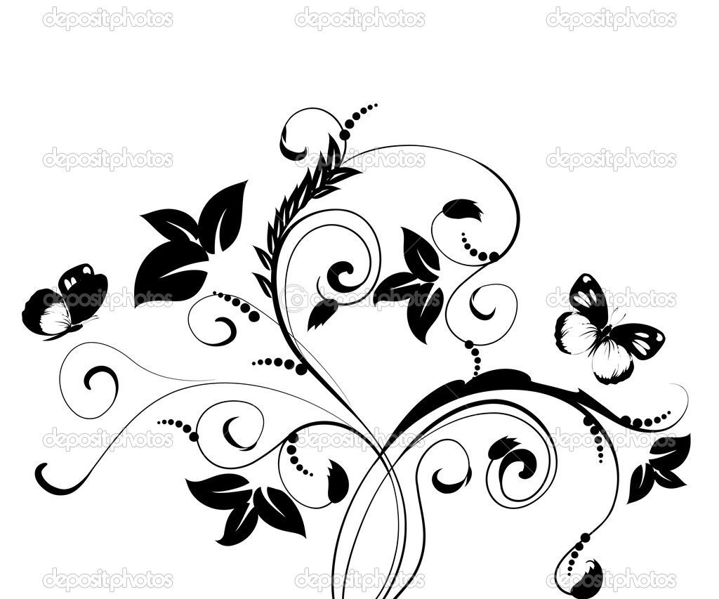 Wood engraving stencils the image kid for Glass etching templates for free