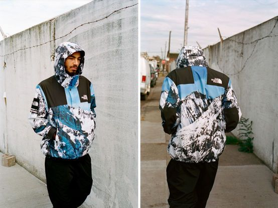 f8a9f61de Supreme and The North Face Join for Part Two of Their Fall/Winter ...