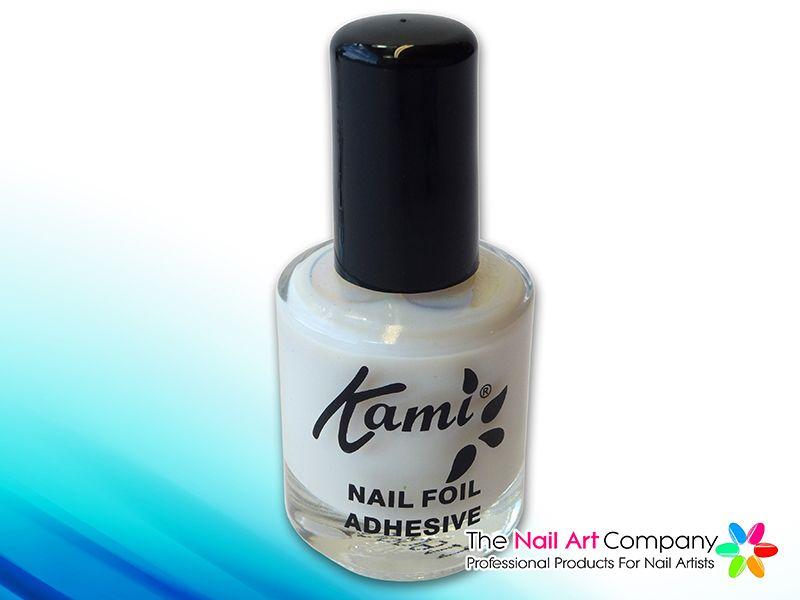 The Nail Art Company Kami Nail Art Transfer Foil Adhesive 15 Ml