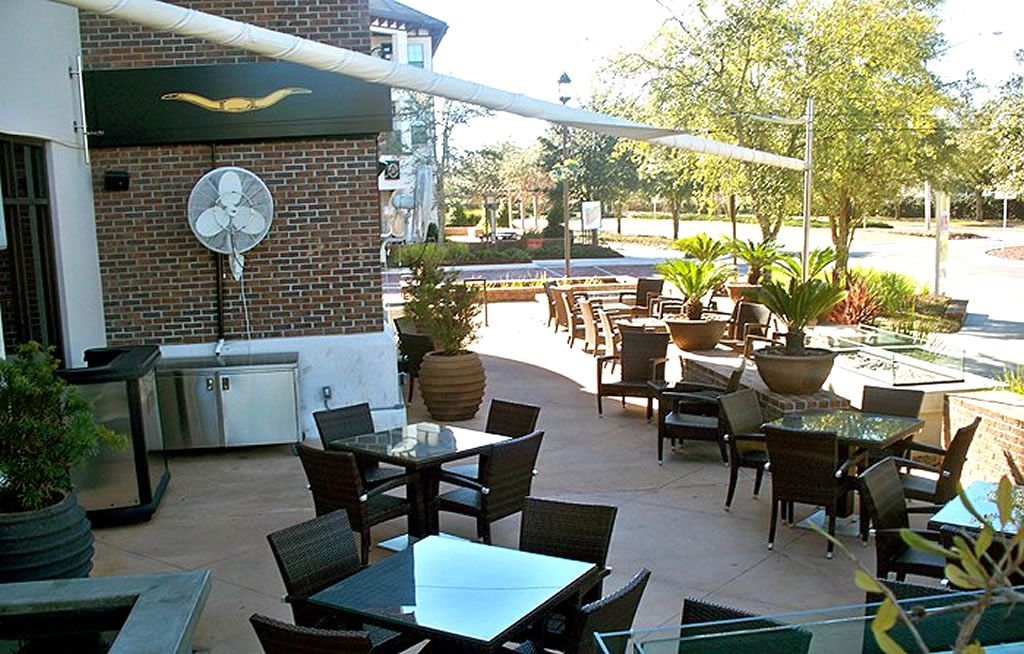 Iii Forks Steakhouse And Seafood Restaurant Jacksonville Outdoor Patio .
