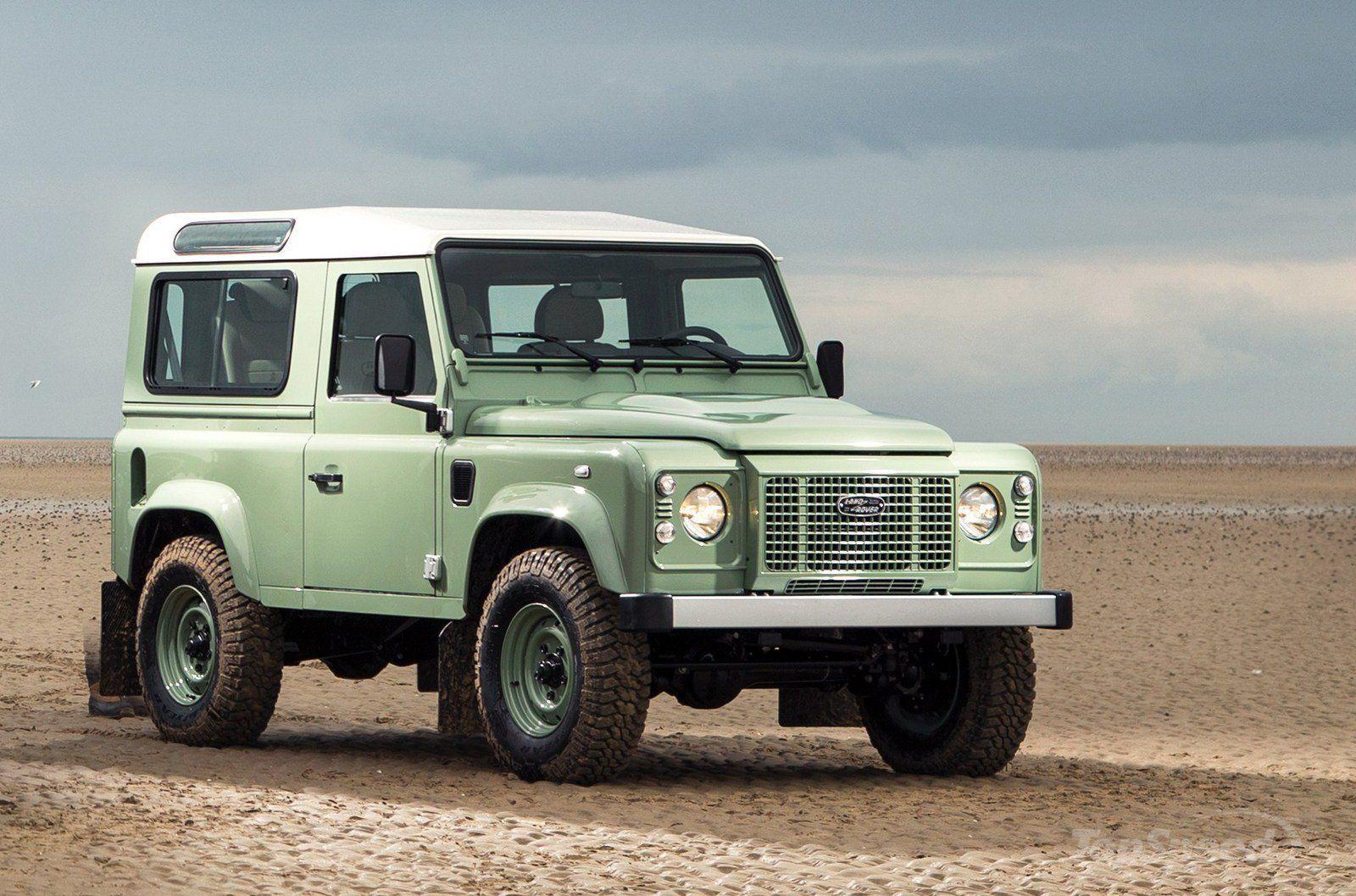 2015 Land Rover Defender Heritage Edition Gallery 609167