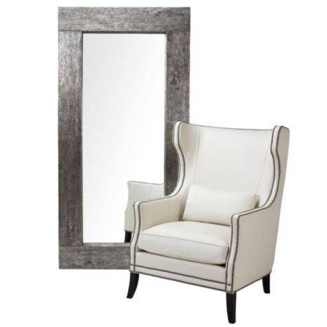 Ikea Hack Floor Length Mirror With Lighting
