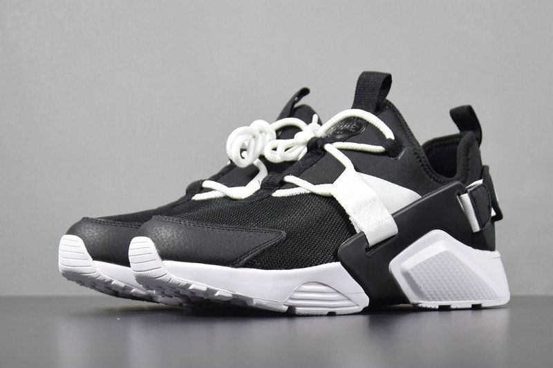 139f7d352735 Big Discount Nike Air Huarache City Low Black White AH6804-002 ...