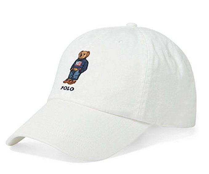 new concept 85f56 e8ae5 Polo Ralph Lauren Mens Teddy Bear Adjustable Ball Cap Hat Review