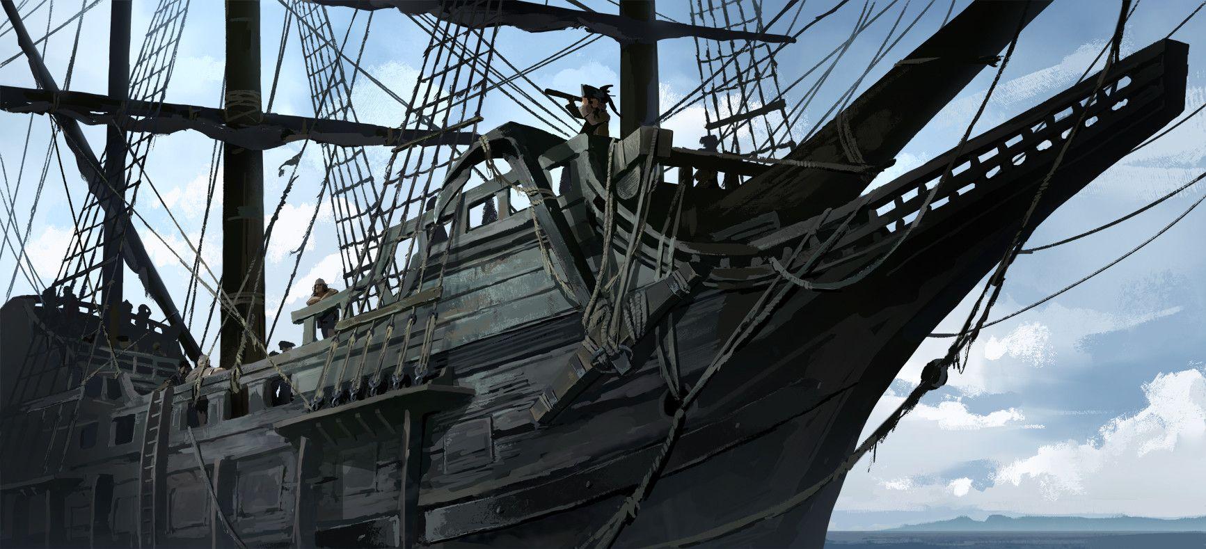 pirate ship overwatch # 51