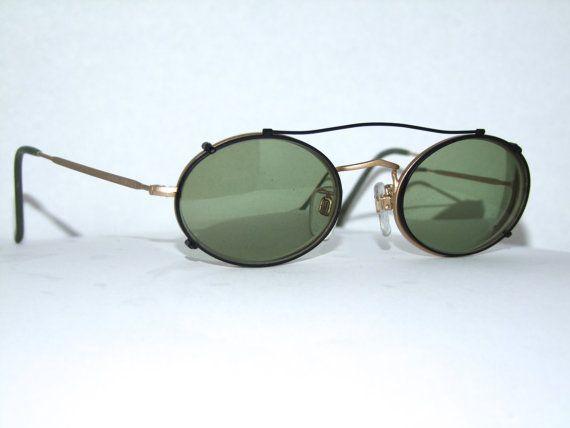 Armani Tortoiseshell oval sunglasses oOukhnBQ