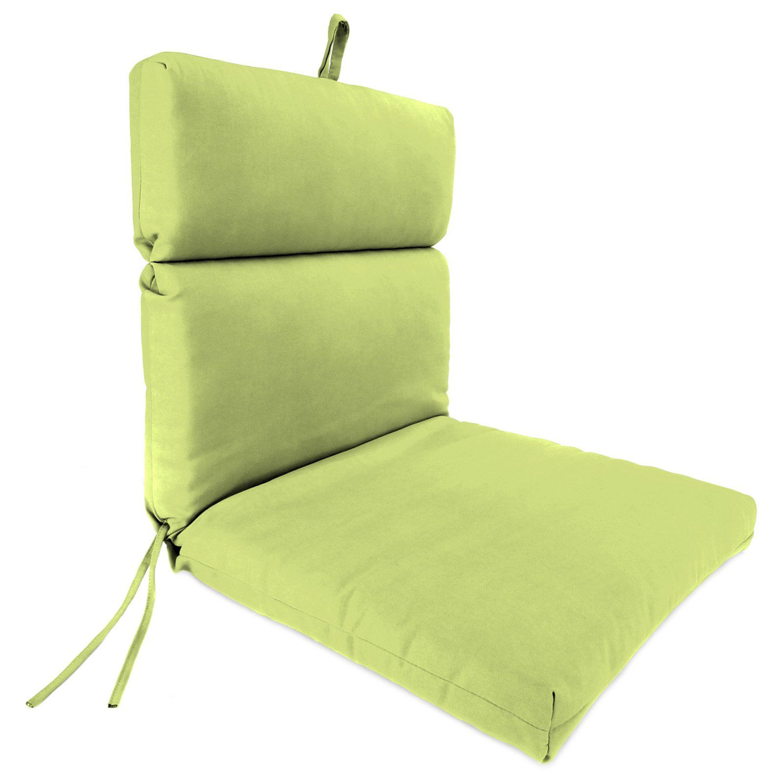 Jordan Manufacturing Sunbrella 22w X 44d In Outdoor Chair Cushion
