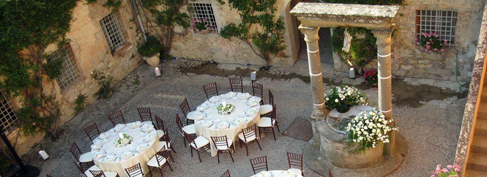 Book a villa with pool in Tuscany, Italy :: Villa Catignano availability request