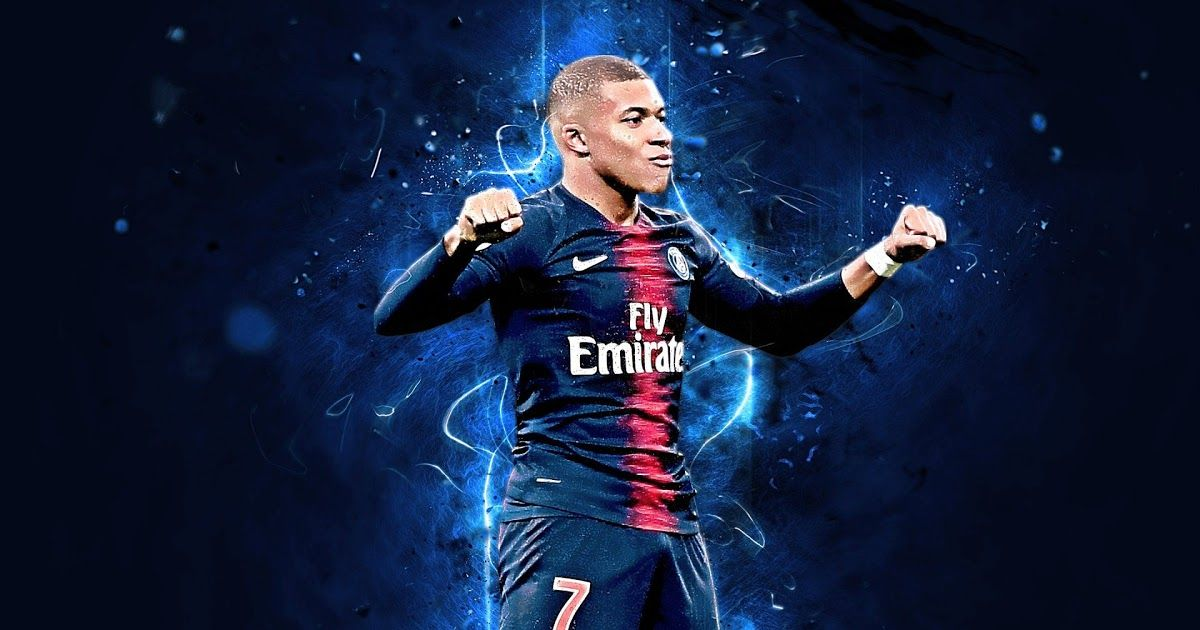 Here You Can Find Most Impressive Collection Of Kylian Mbappe Wallpapers To Use As A Background For Your Iphone And In 2020 Psg Paris Saint Germain Football Wallpaper