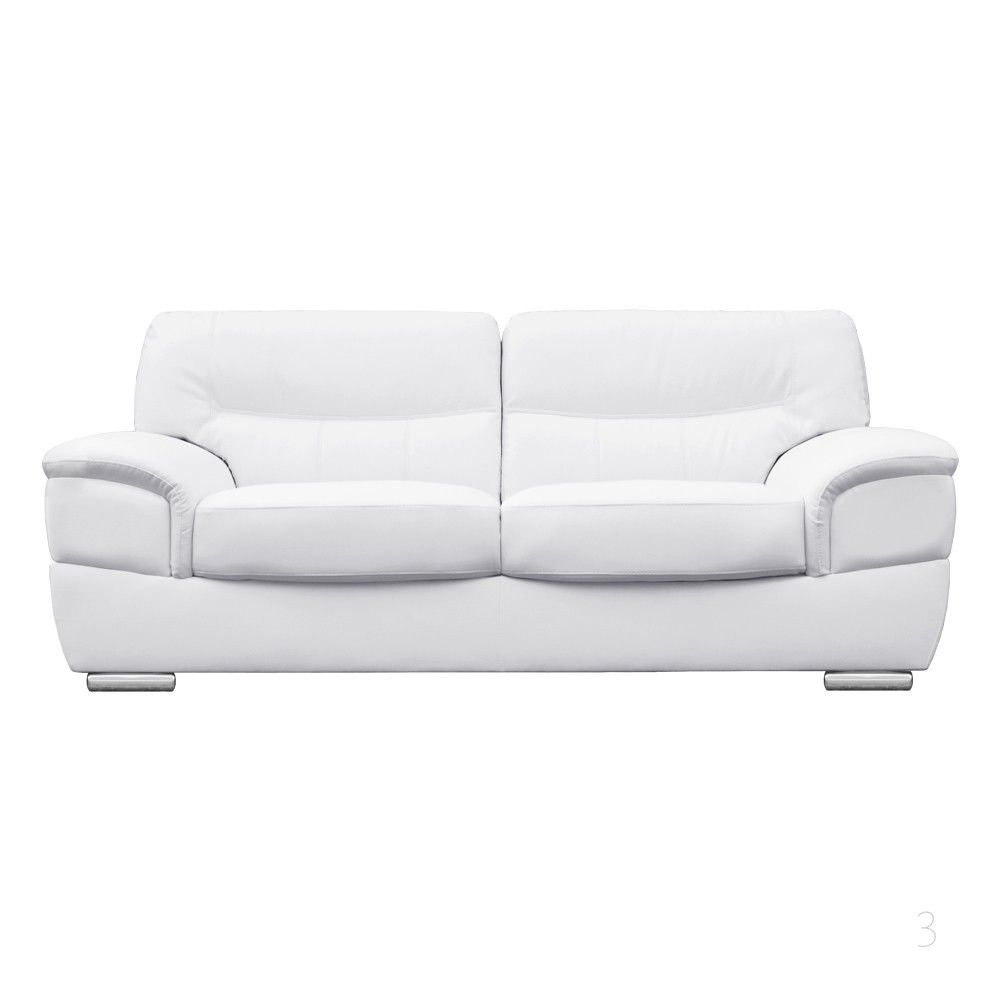 Rich Look White Leather Sofa Barletta White Leather Sofa 3 Seater Kpvumfd White Leather Sofas White Leather Sofa Bed Leather Sofa And Loveseat