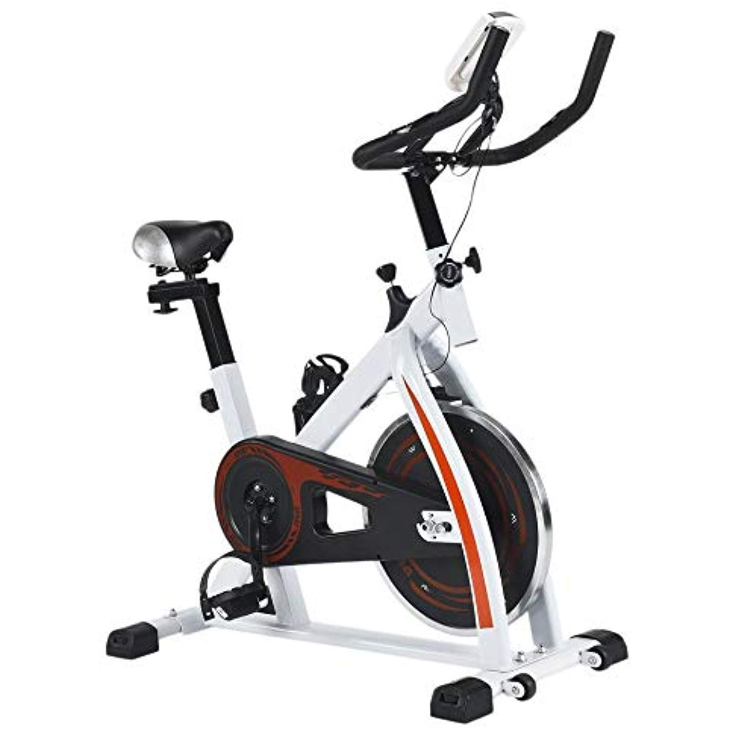 Homgrace Indoor Cycling Bike Stationary Cycle Bike Trainer