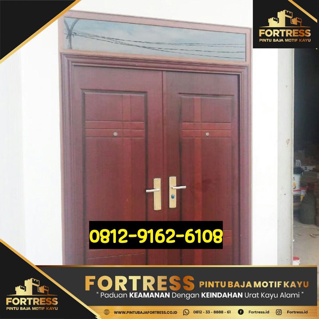 0812-9162-6105 (FOTRESS), mild steel door and frame, lock…