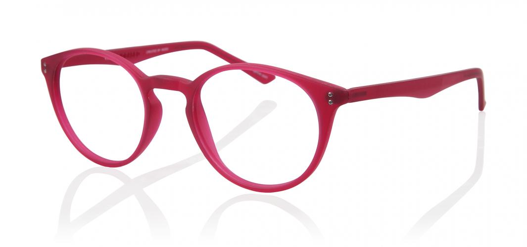 ECO Born Biobased - RHINE in Matte Red - by MODO Eyewear