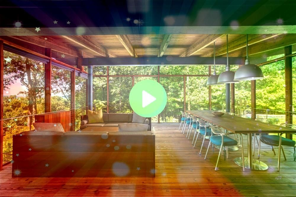 Architect Lists His Connecticut Retreat and Airstream Pool House for 145M An Architect Lists His Connecticut Retreat and Airstream Pool House for 145M  Voor achterwand to...