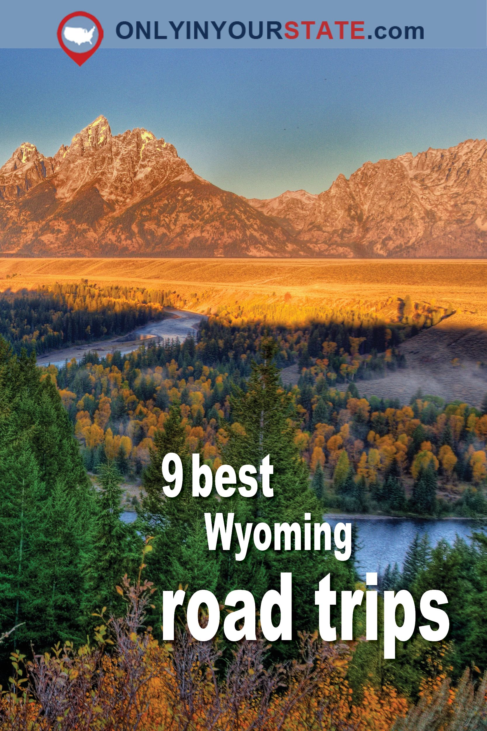 9 Unforgettable Road Trips To Take In Wyoming Before You