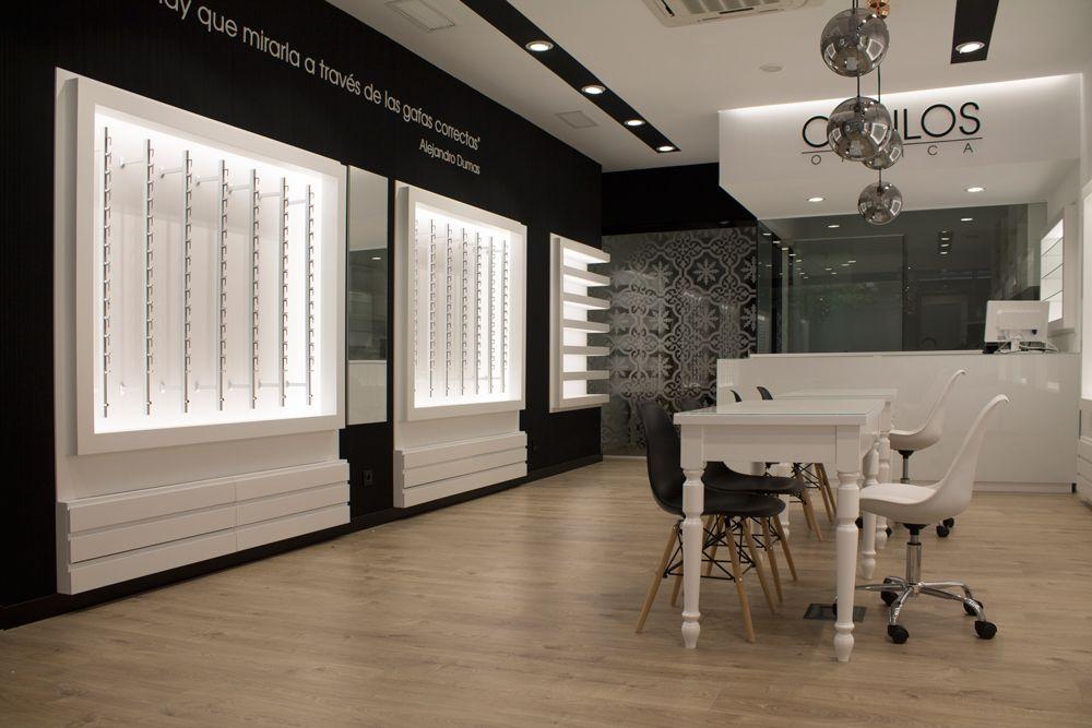 Culos ptica vigo la i design retail pticas - Muebles de oficina en vigo ...