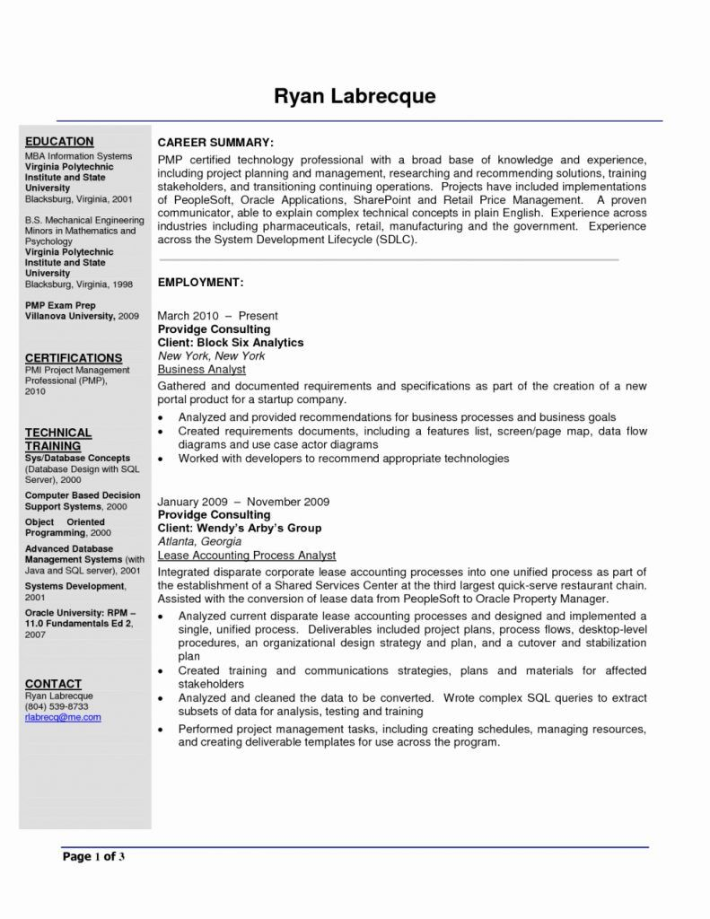 Common Letters Project Management Cover Letter Mastering
