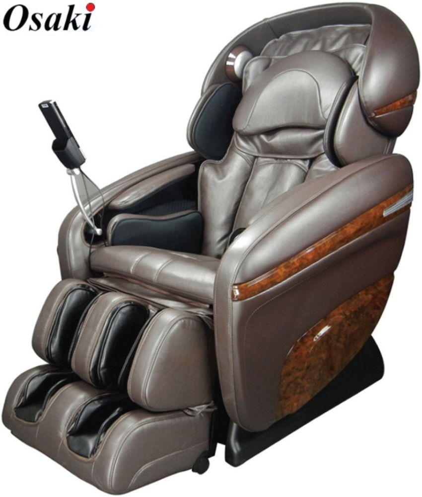 Osaki 3d dreamer zero gravity massage chair recliner