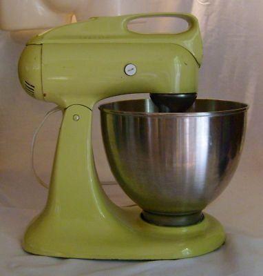 vintage kitchenaid stand mixer model 4 c quince vintage