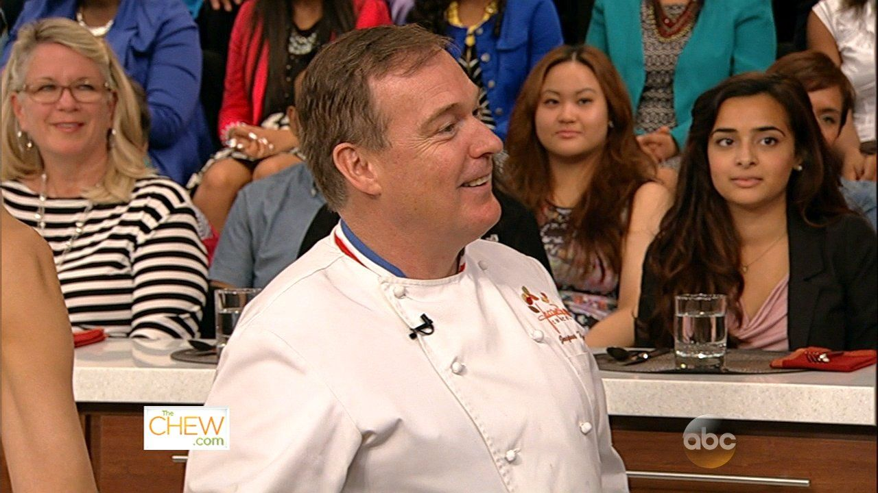 Jacques Torres Gets Cooking