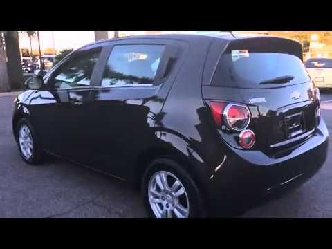 2014 Chevy Sonic Lt Hatchback For Sale In Pensacola Youtube