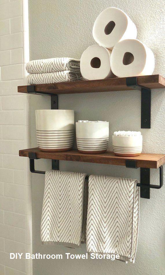 Photo of DIY Bathroom Towel Storage Ideas