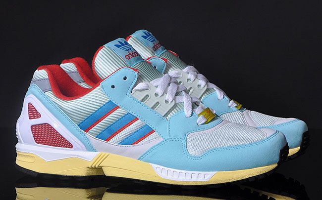 "c1a0e6722 adidas ZX 9000 OG ""Turquoise""  sneaker  adidas  colorway"