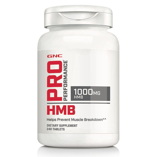 Featured Product Of The Month Gnc Pro Performance Hmb 1000mg