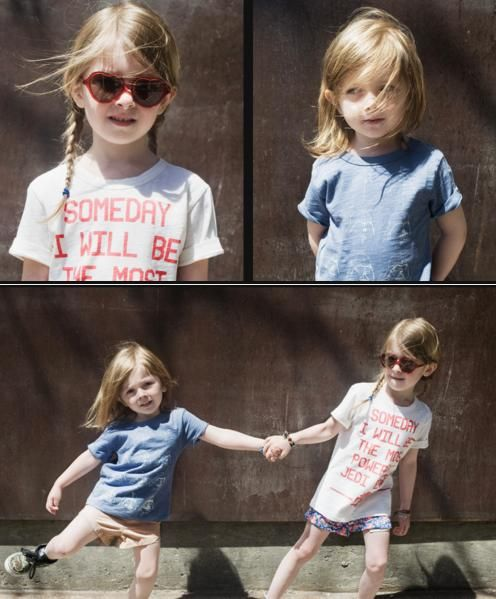 Our Lolita inspired children's heart sunnies as photographed by Shawn Brackbill for J.Crew Crewcuts