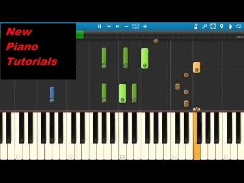 Charlie Puth - One Call Away - Piano Tutorial - How to Play