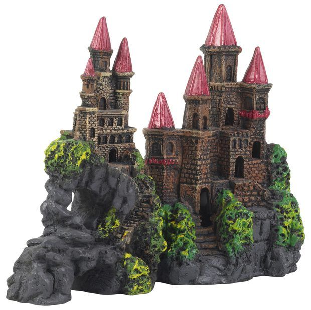 Como fazer torres de castelo com flocos de arroz