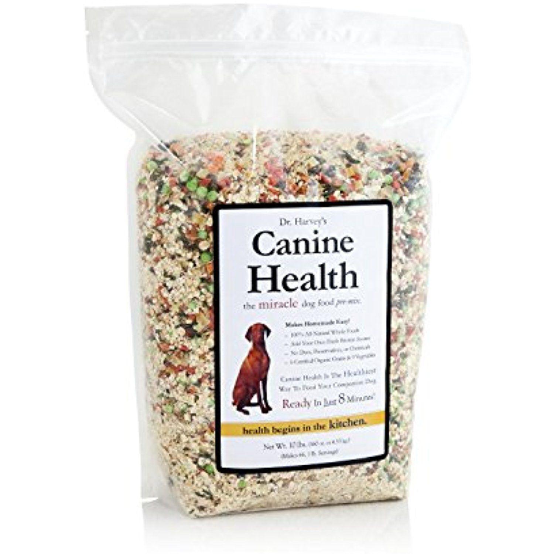 10 lb dry dog food made with 6 organic grains 9