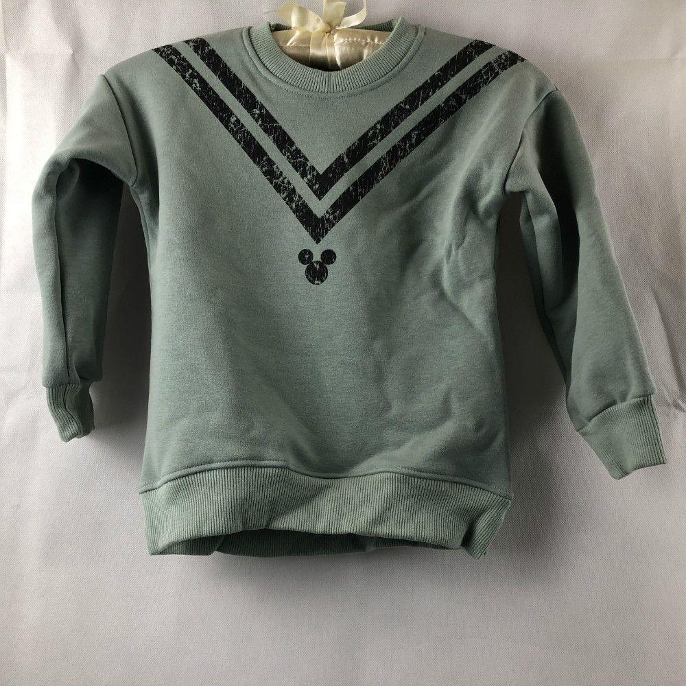 b009da21a682 Girls Sweater Children s Sweatshirts Casual Kids Velvet Tops Costume ...