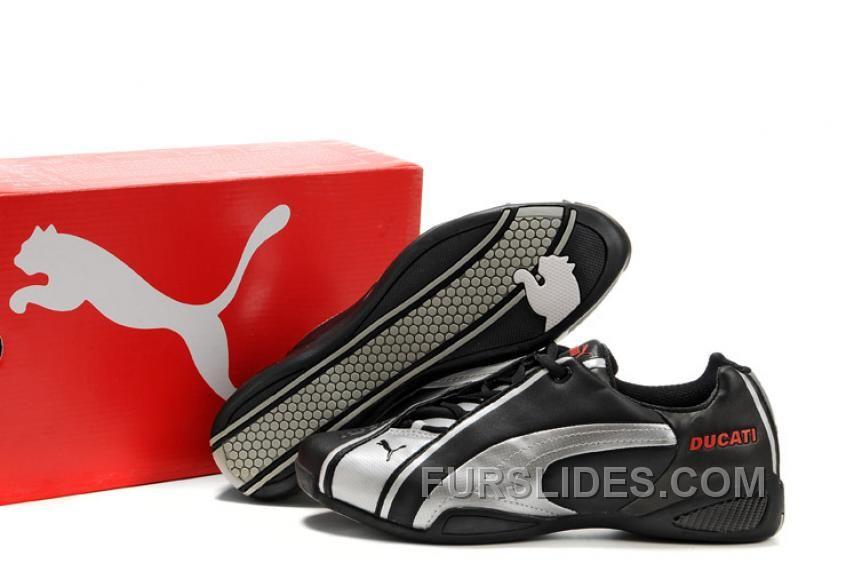Puma Ducati Borgo Sneakers BlackSilver Online SCkDKck | Puma ...
