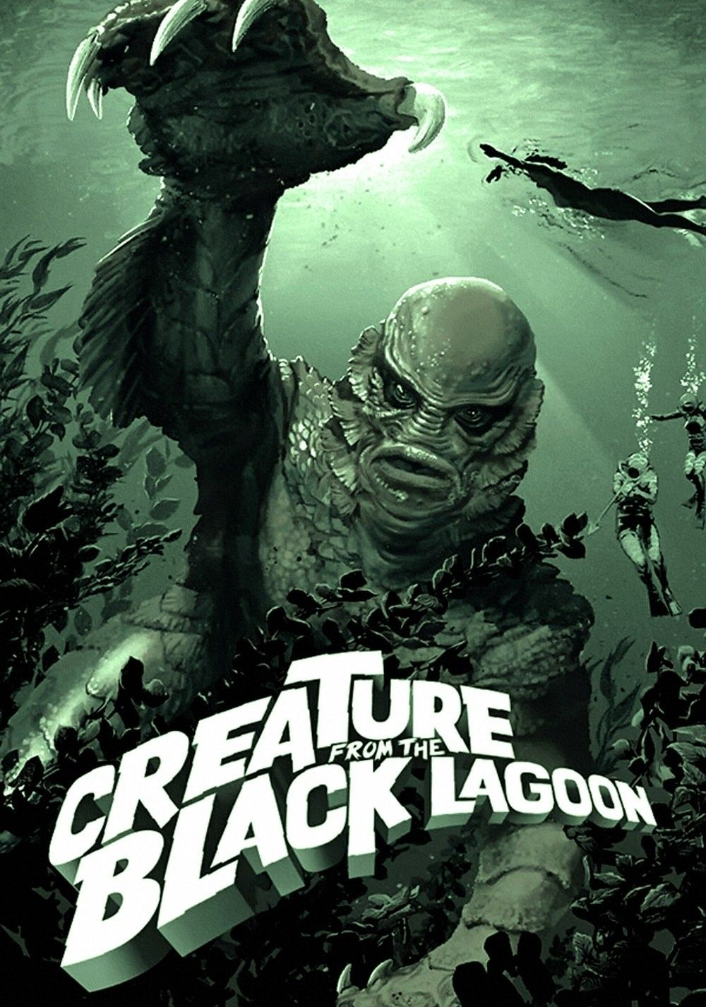 Pin by Daily Doses of Horror & Hallow on Creature from the