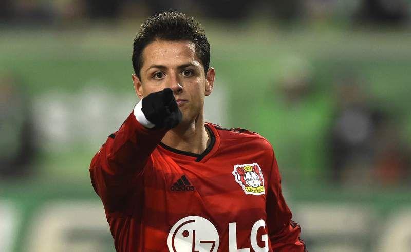 Chicharito vuelve a anotar, pero el Bayer Leverkusen pierde en Alemania - Un gol de Julian Draxler a falta de un cuarto de hora dejó los tres puntos en el Volkswagen Arena donde se impuso el Wolfsburgo y cayó el Bayer Leve...