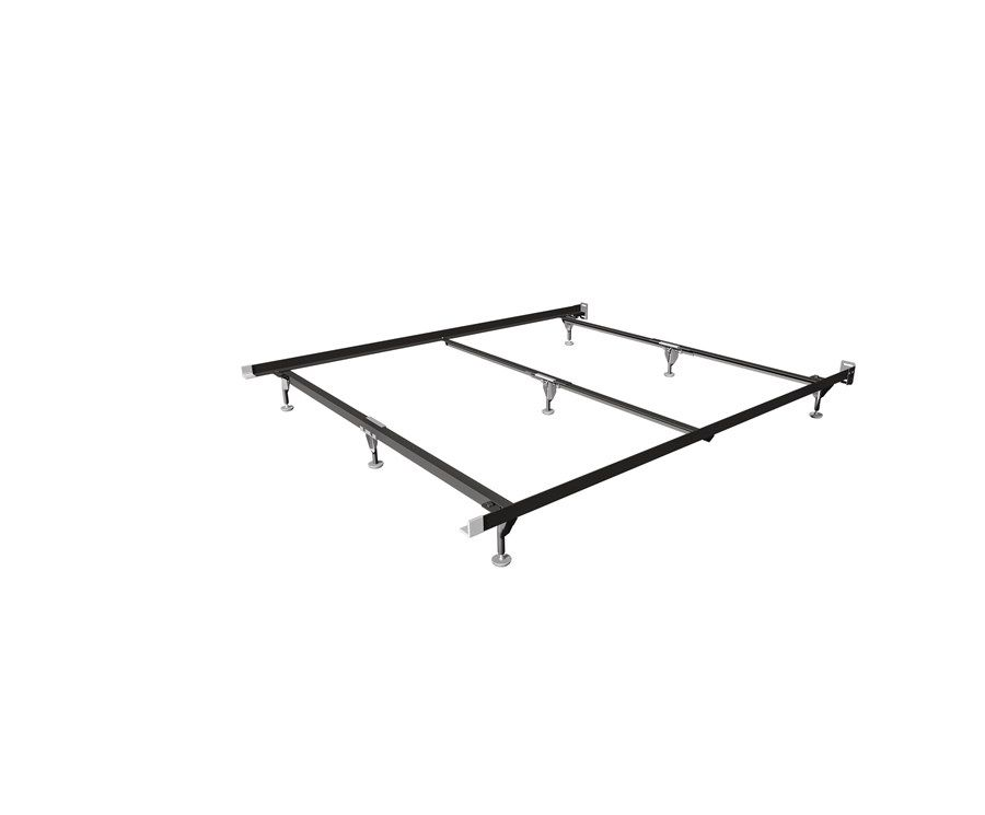 Heavy Duty Adjustable Bed Frame for Twin/Full Sizes | Adjustable bed ...