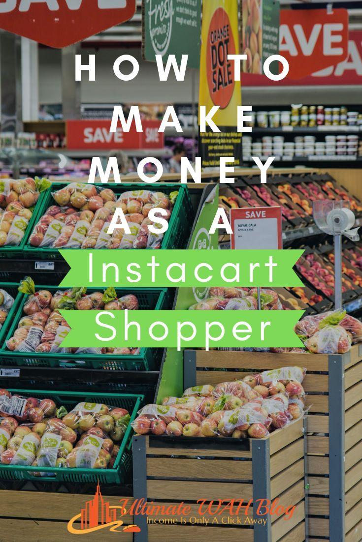 Personal Shopper Jobs Instacart, Personal shopper jobs