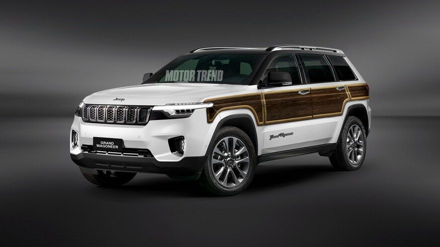 Full Size 2022 Jeep Wagoneer And Grand Wagoneer Are Finally Coming Motortrend Jeep Grand Jeep Wagoneer Jeep