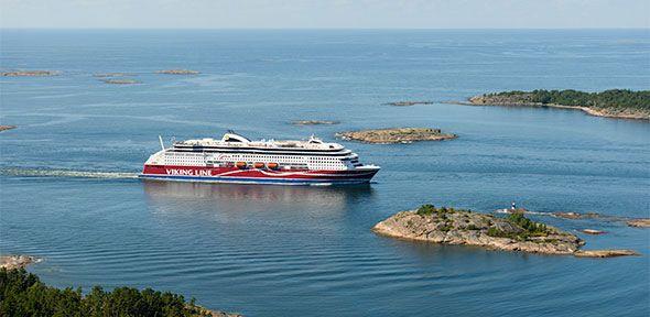 Viking Line   Visit Turku
